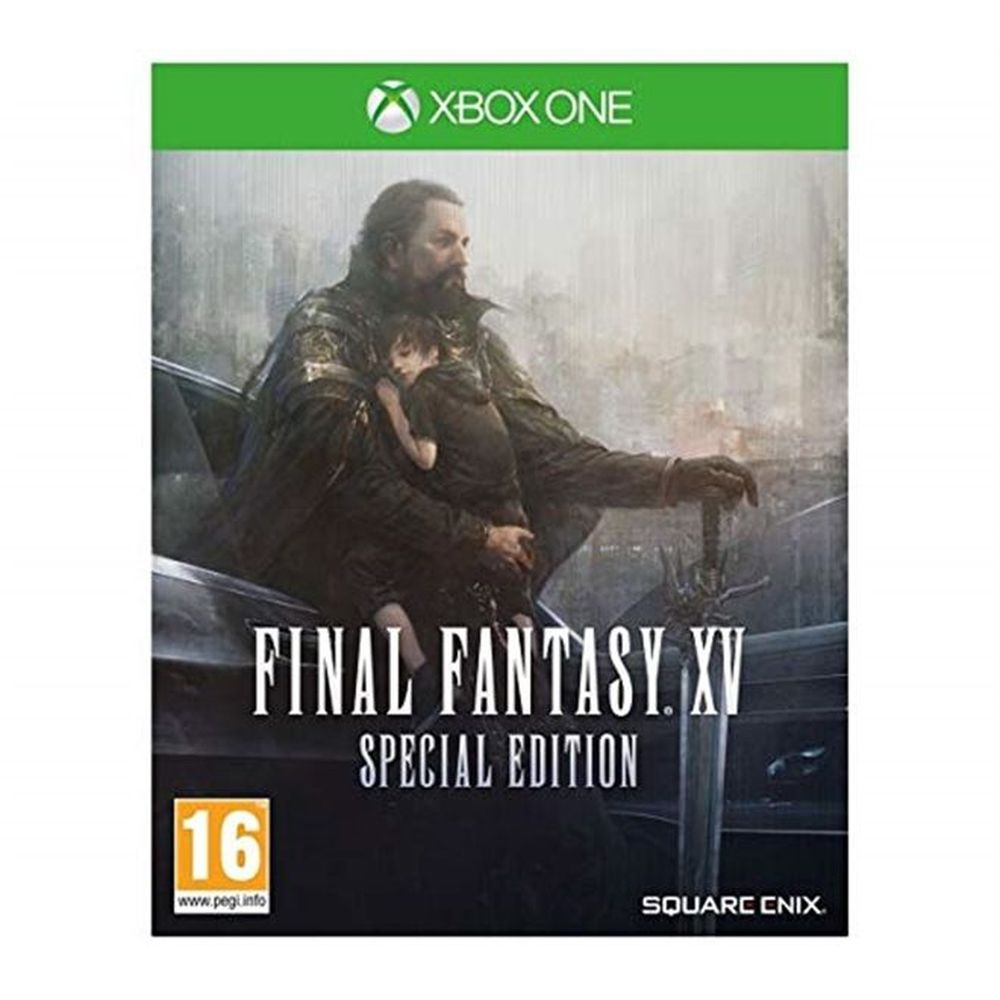 Final Fantasy Xv Special Edition - Xbox One