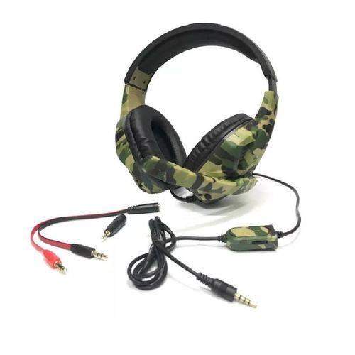 Fone De Ouvido Headset Gamer Stereo 7.1 Ps4 Pc Xbox 360 X One Nintendo Switch Oivo Iv-x1012
