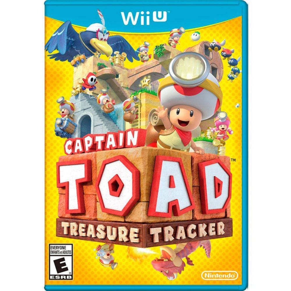 Captain Toad: Treasure Tracker - Wii U Captain Toad: Treasure Tracker - Wii U