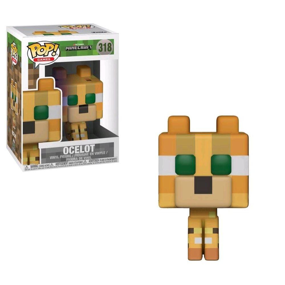 Funko POP! Games: Minecraft - Ocelot-318