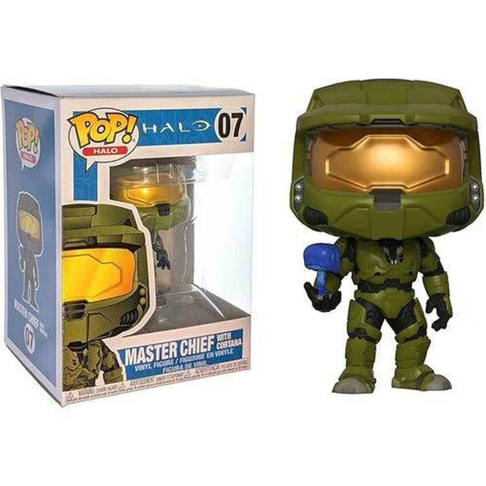 Funko POP! Master Chief - Halo 07
