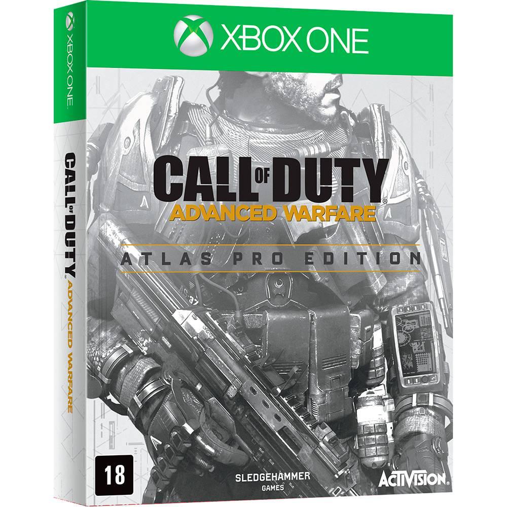 Game - Call of Duty: Advanced Warfare - Atlas Pro Edition - Xbox One