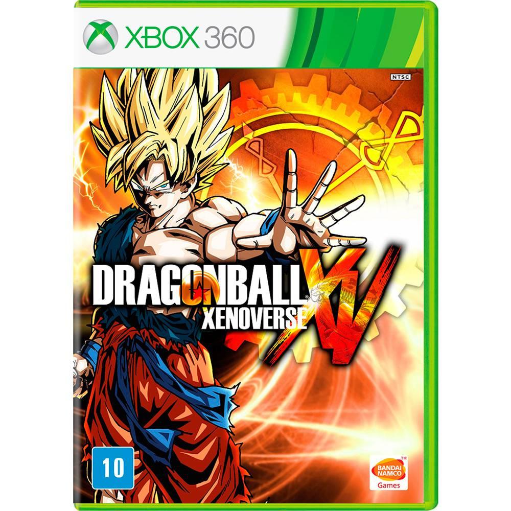 Game Dragon Ball Xenoverse - XBOX 360 (Sem DLC)