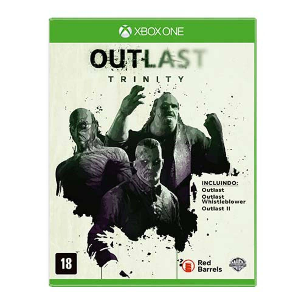 Game Outlast Trinity - Xbox One