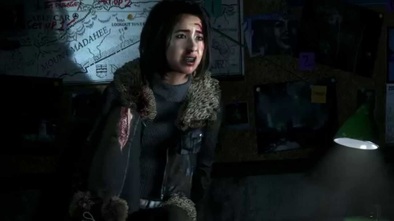 Game Until Dawn - PS4