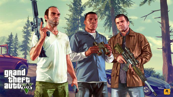 Grand Theft Auto V  (GTA 5) Premium Edition - PS4