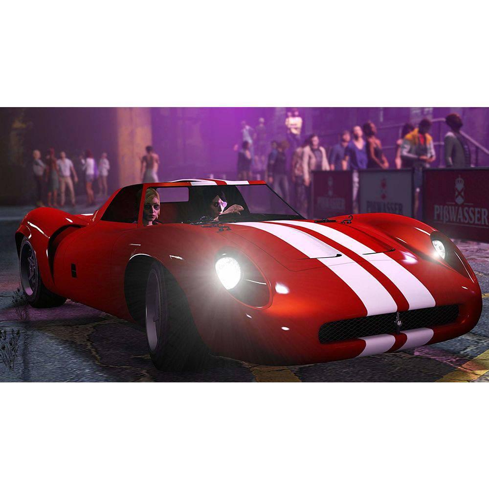 Grand Theft Auto V (GTA 5) Premium Online Edition - Xbox One