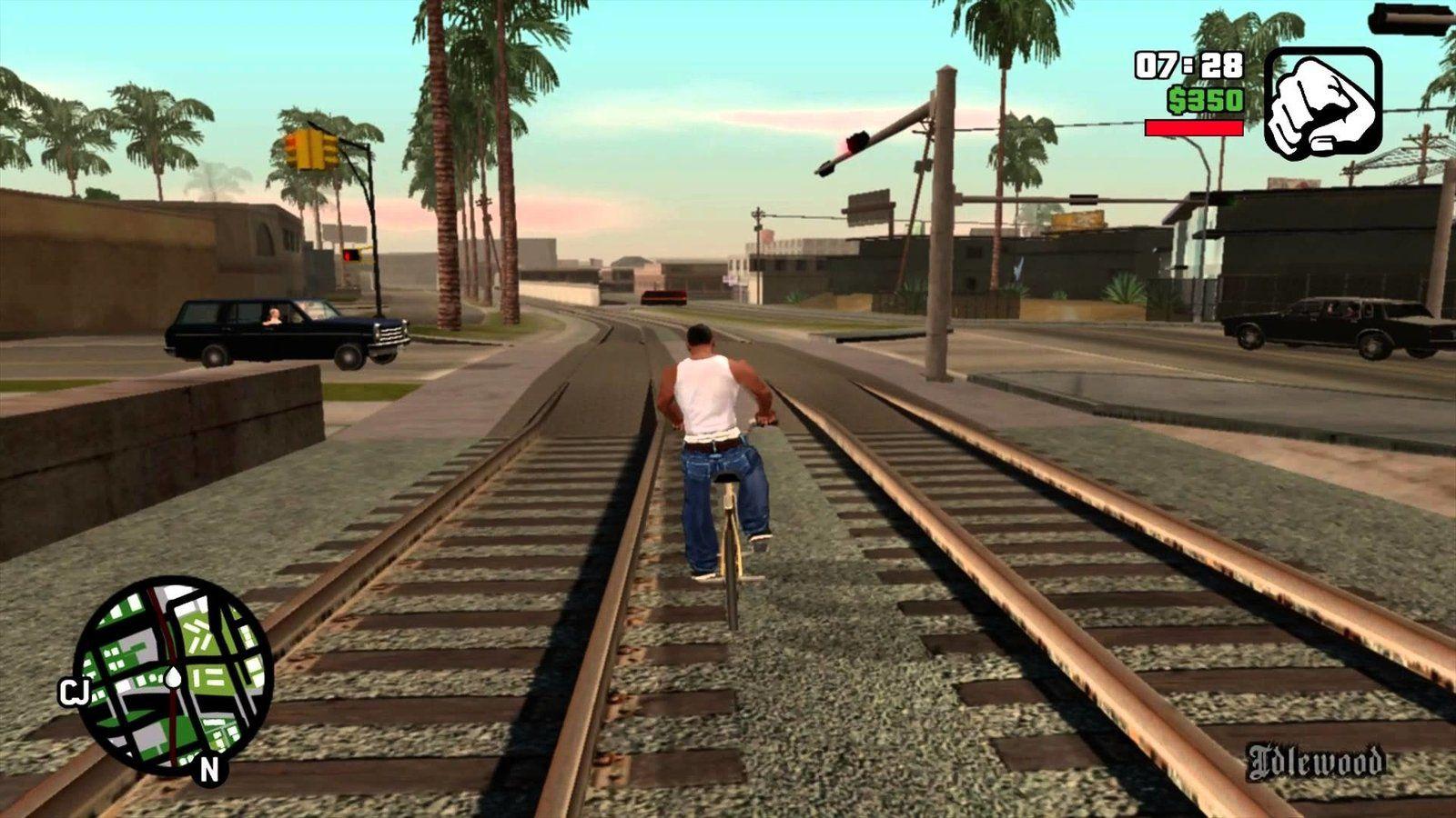 Gta Grand Theft Auto San Andreas Xbox 360 Xbox One