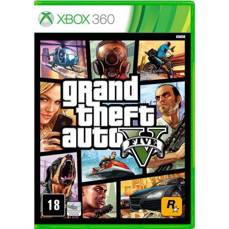 Gta V Grand Theft Auto 5 Xbox 360