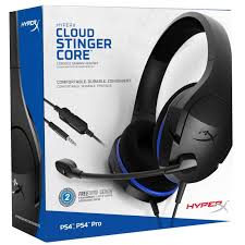 Headset Hyperx Cloud Stinger Core