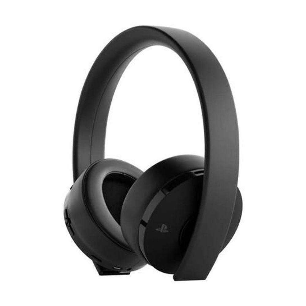 Headset Sony Gold Wireless 7.1 Ps4 - Ps3 - Vr - Pc