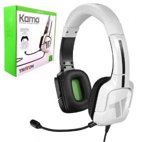 809d13b3d Headset Universal Tritton Estéreo Kama - PS4  Xbox One PS Vita Mobile