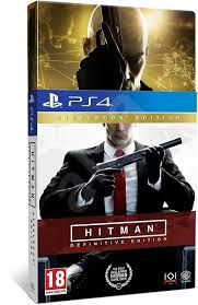 Hitman Definitive Edition Steelbook Edition - Ps4