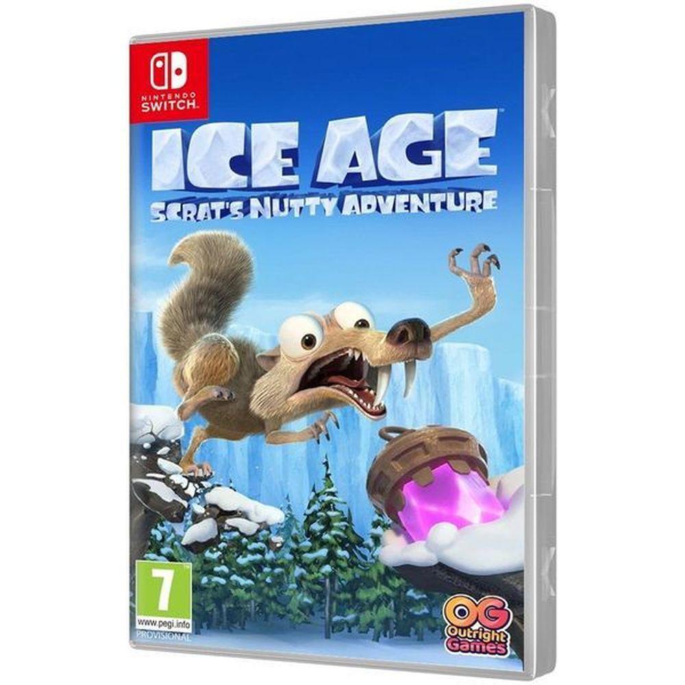 Ice Age: Scrat's Nutty Adventure - Nintendo Switch