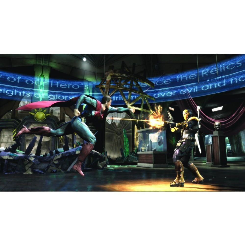 Injustice Gods Among Us - Ultimate Edition Hits - PS4