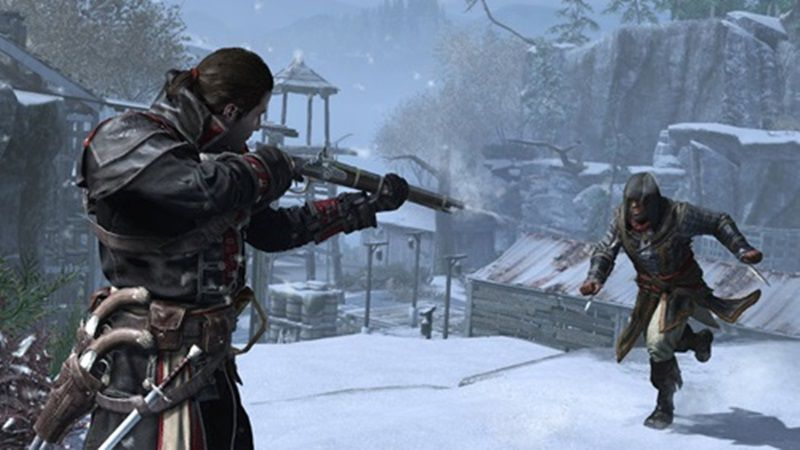 Jogo Assassin's Creed Rogue - Remasterizado - Ps4