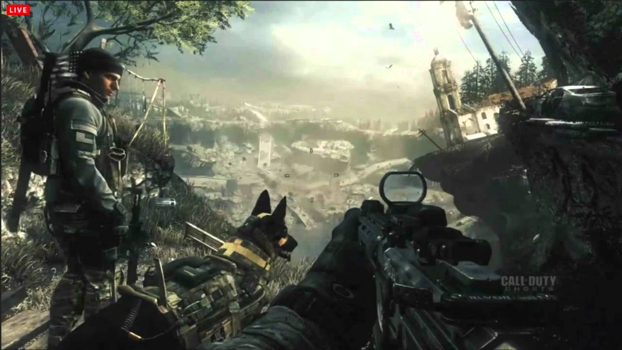 Jogo Call Of Duty:Ghosts - XBOX ONE
