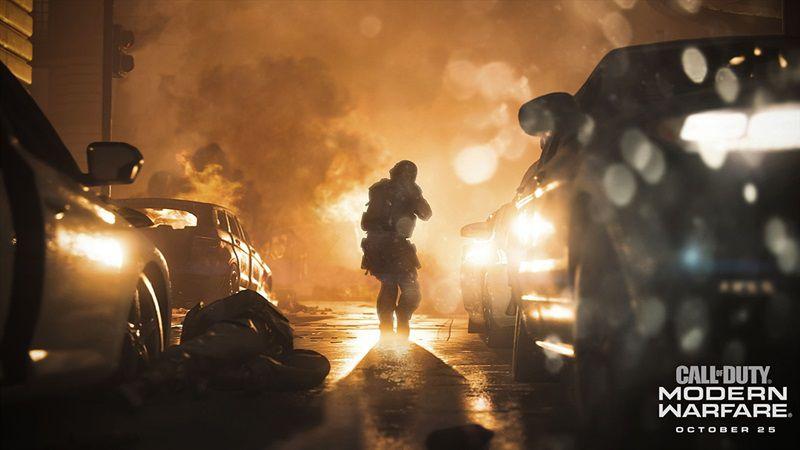 Jogo Call of Duty: Modern Warfare (Pré-venda) - Ps4
