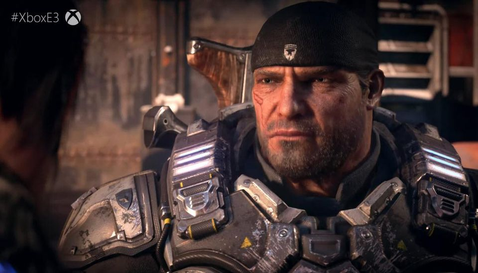 Jogo Gears of War 5 Xbox One