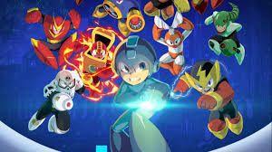 Jogo Mega Man Legacy Collection 1 + Mega Man Legacy Collection 2 Nintendo Switch
