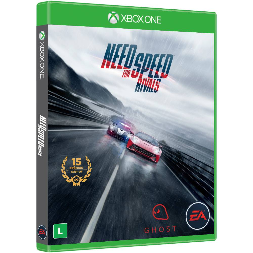 Jogo Need for Speed: Rivals - Xbox One