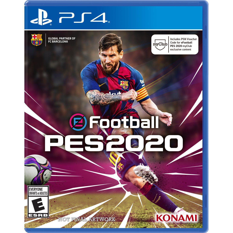 Jogo PES 2020 Ps4