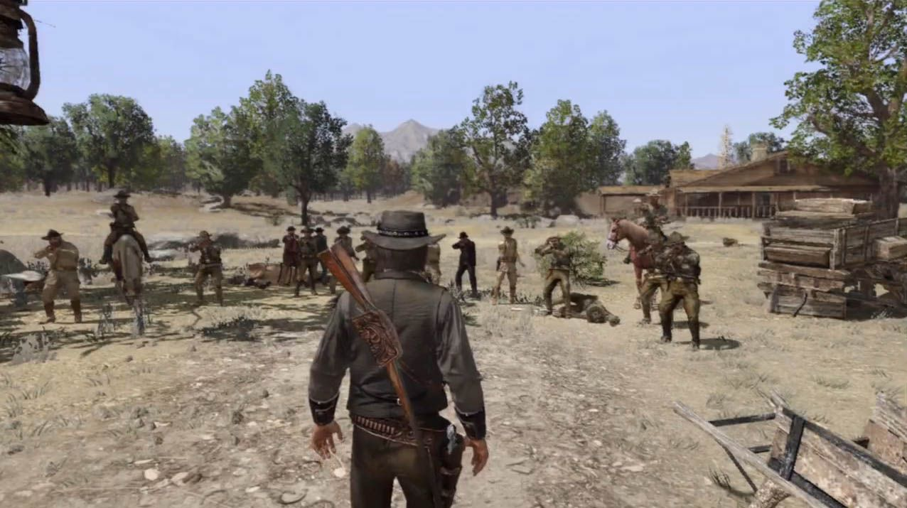 Jogo Red Dead Redemption Game Of The Year Edition Xbox 360