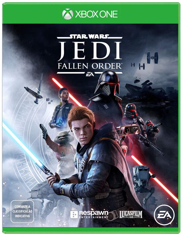 Jogo Star Wars Jedi: Fallen Order Edição Padrão - Xbox One