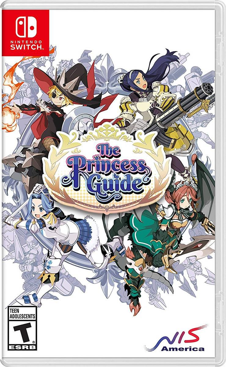 Jogo The Princess Guide - Switch