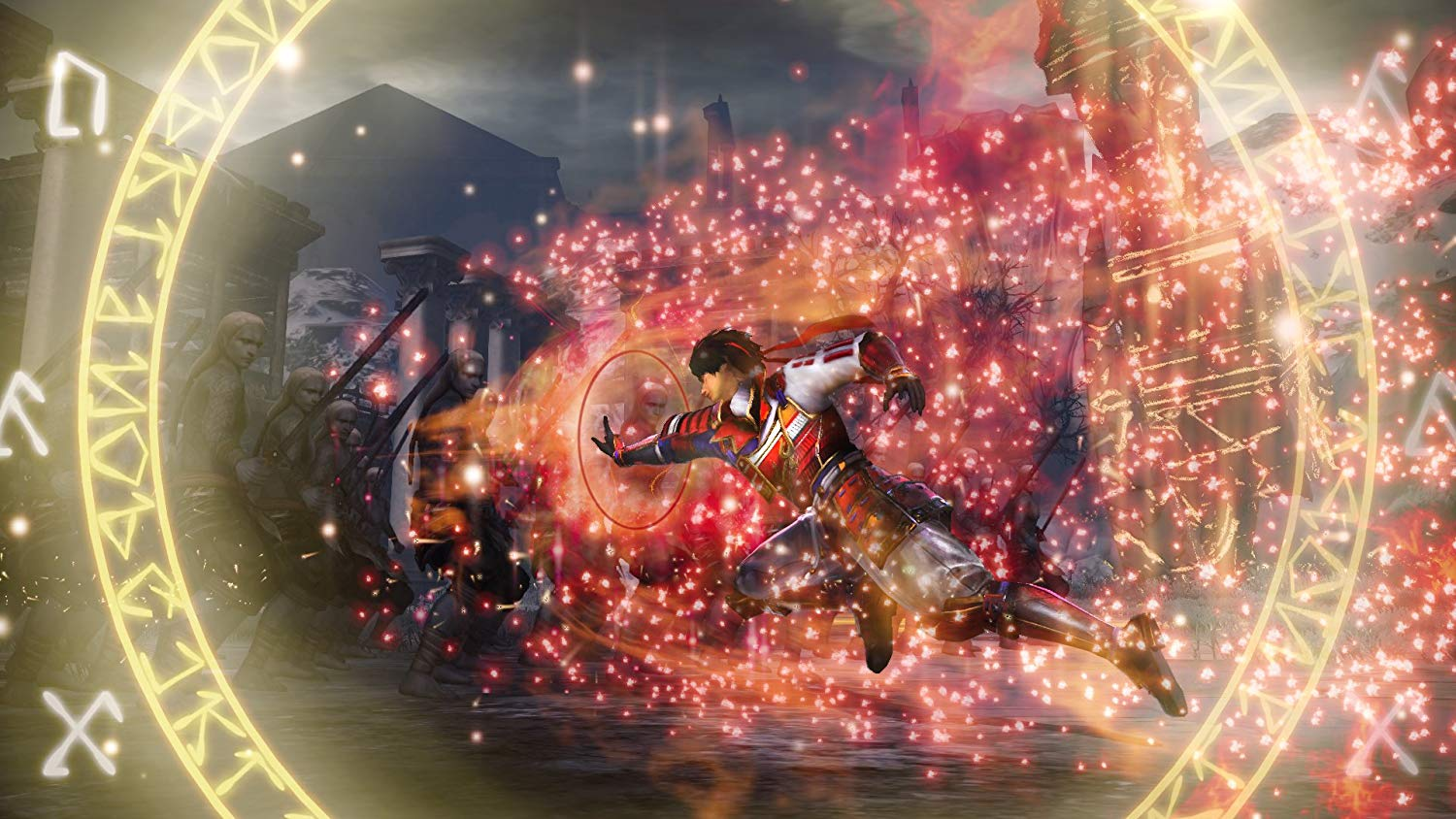 Jogo Warriors Orochi 4 - Nintendo Switch