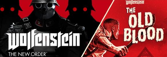 Jogo Wolfenstein The Two Pack Xbox One