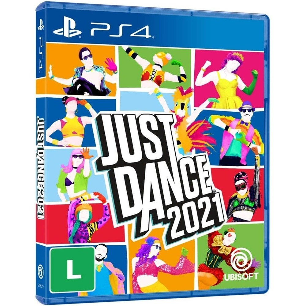 Just Dance 21 Ps4