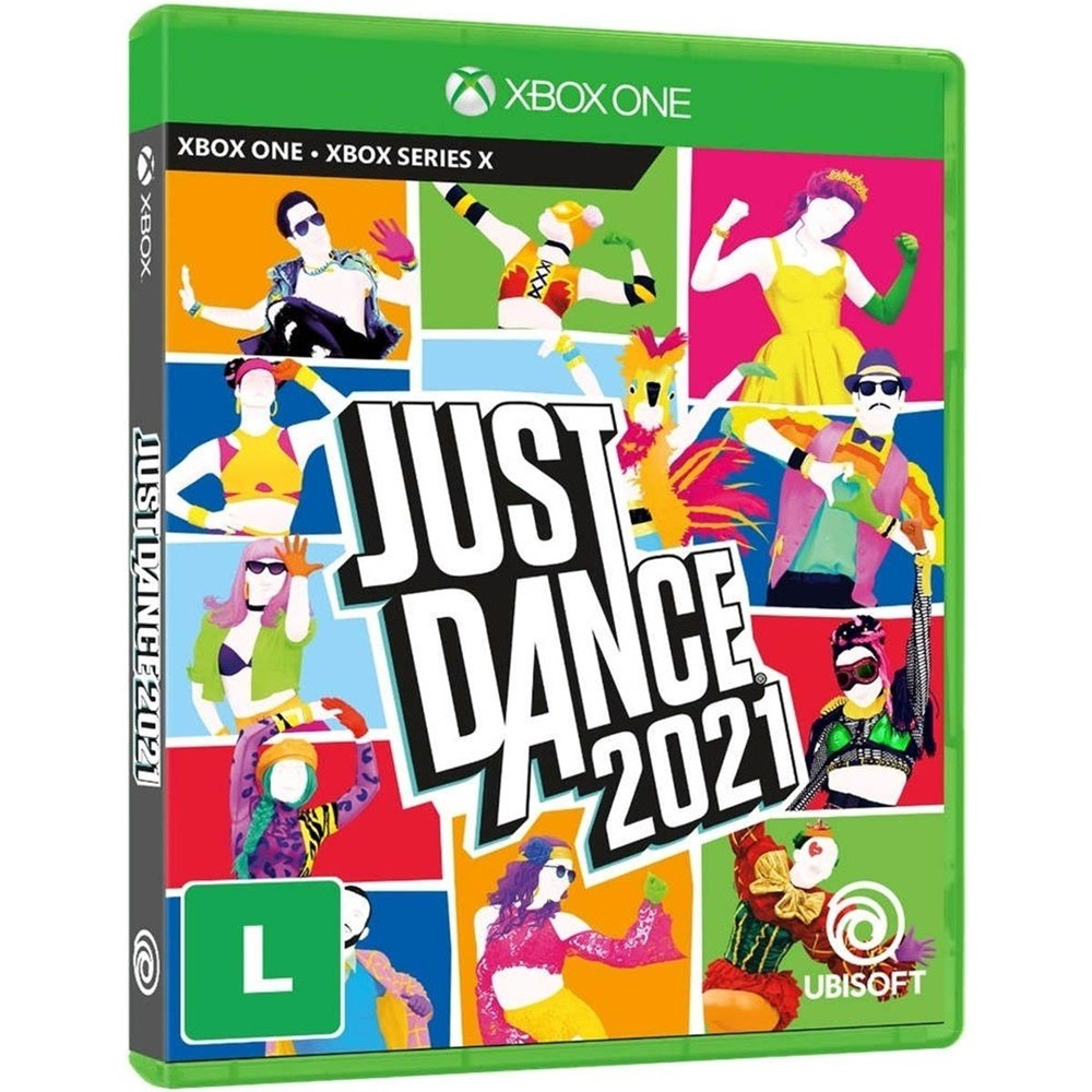 Just Dance 21 Xbox One