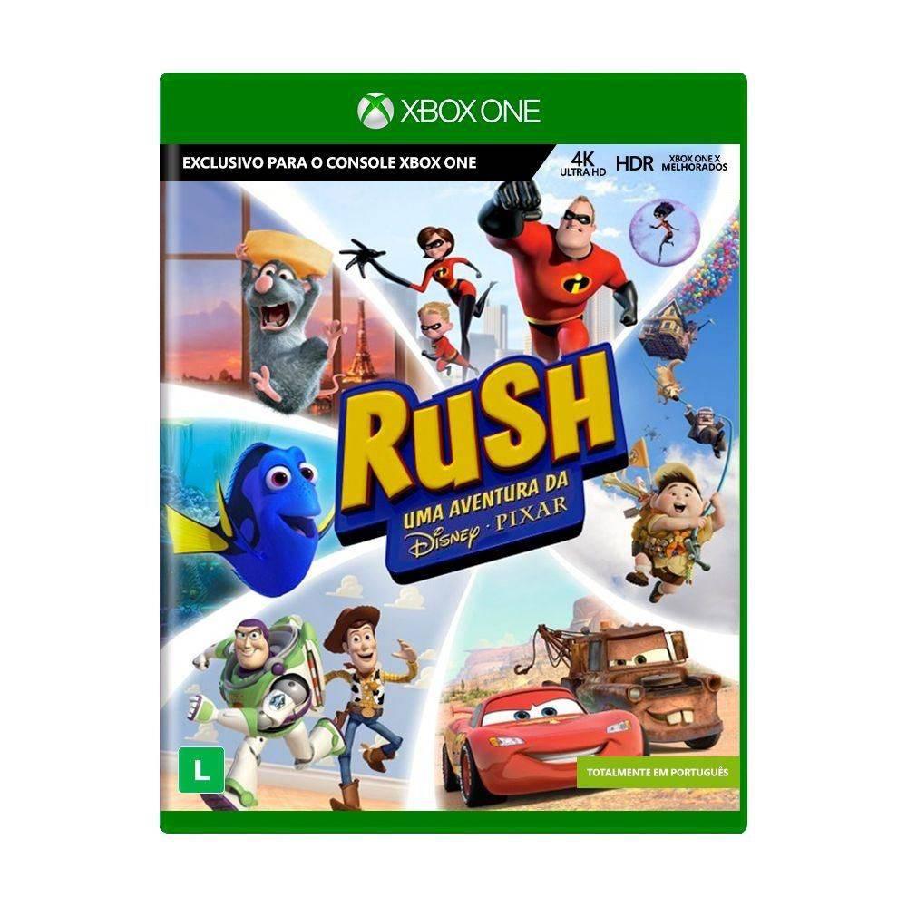 Kinect Rush: Uma Aventura da Disney Pixar - Xbox One