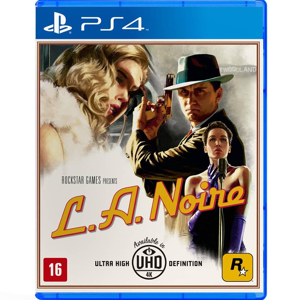 L.A. Noire - PS4