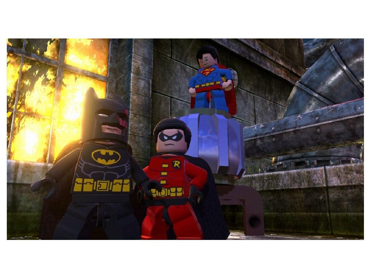 LEGO Batman 2 Dc Super Heroes- Xbox 360