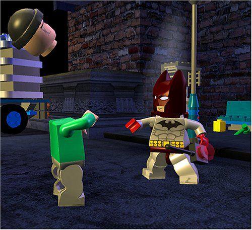 Lego Batman The Video Game - Platinum Hits - Xbox 360