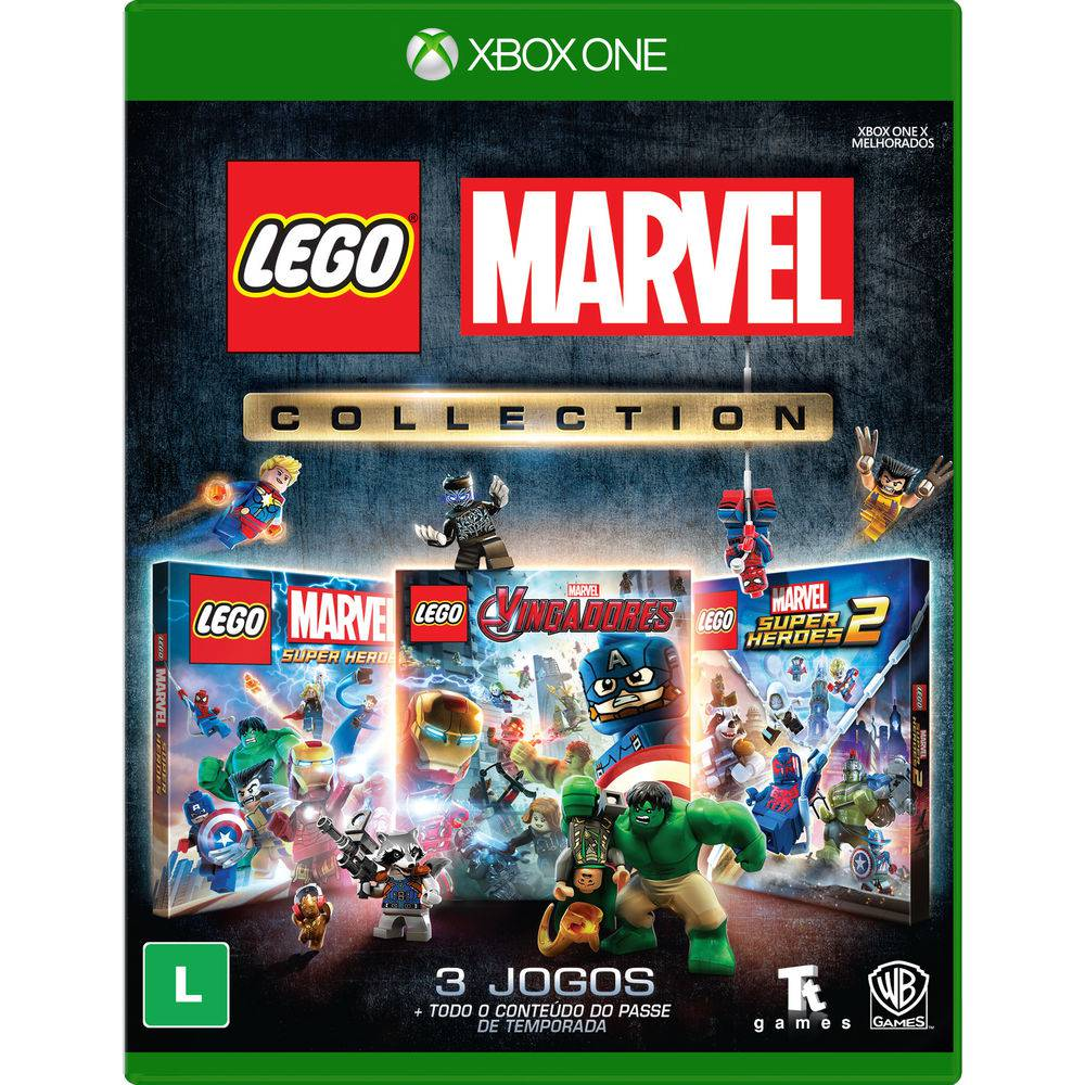 Lego Marvel Collection - XBOX ONE
