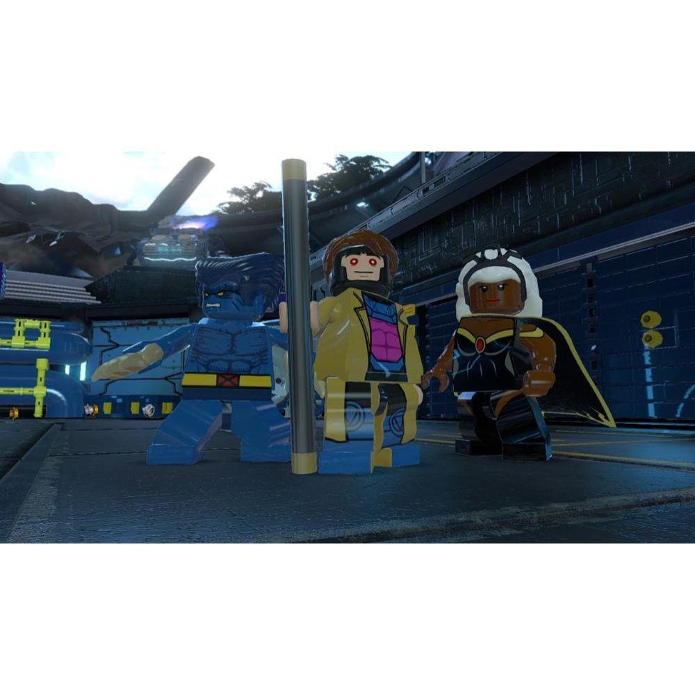 Lego Marvel - Super Heroes - Ps4