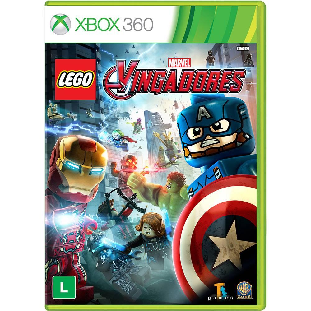 Lego Marvel Vingadores - Xbox 360