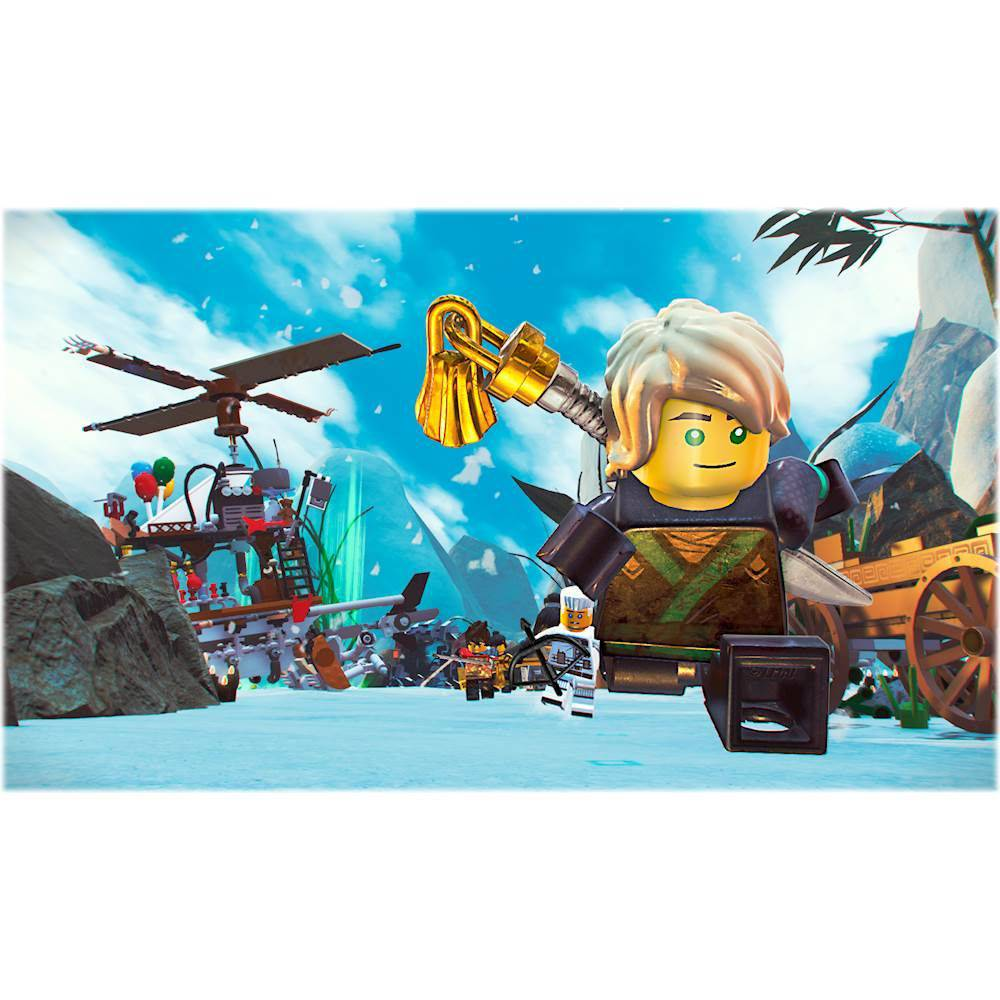 Lego Ninjago Movie Video Game - ps4