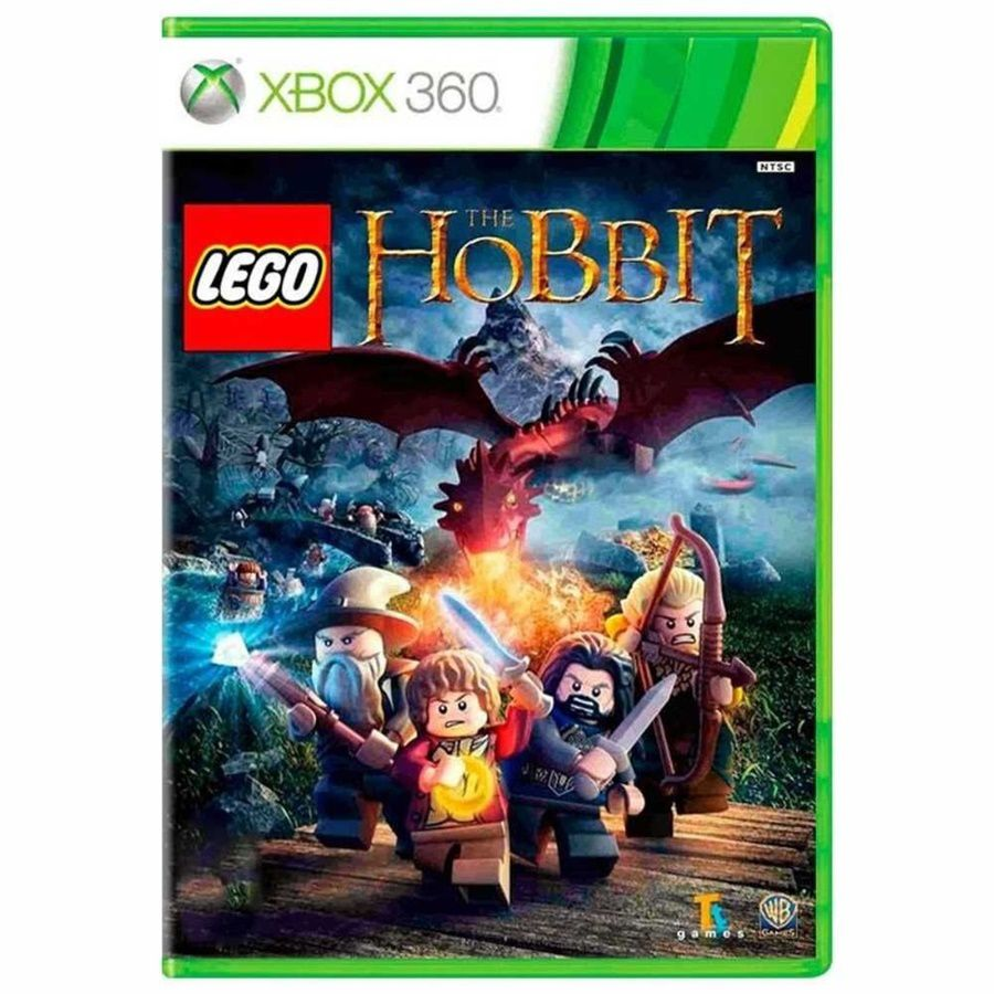 Lego O Hobbit Xbox 360