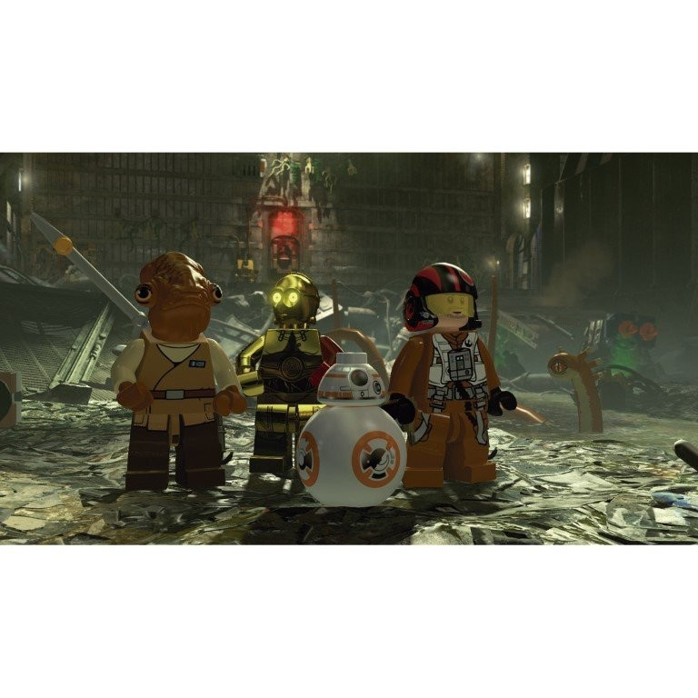 LEGO Star Wars: O Despertar da Força - Playstation Hits - PS4