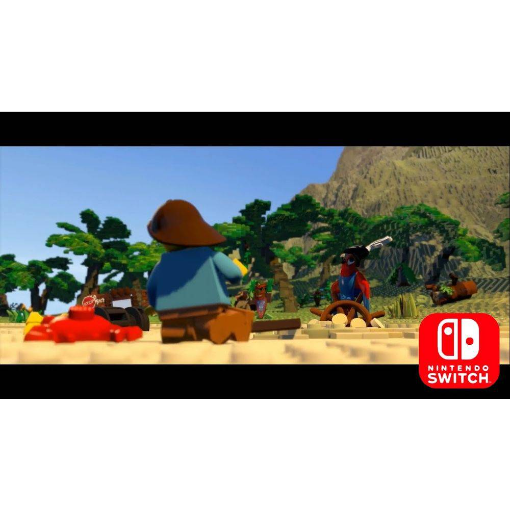 Lego Worlds Nintendo Switch