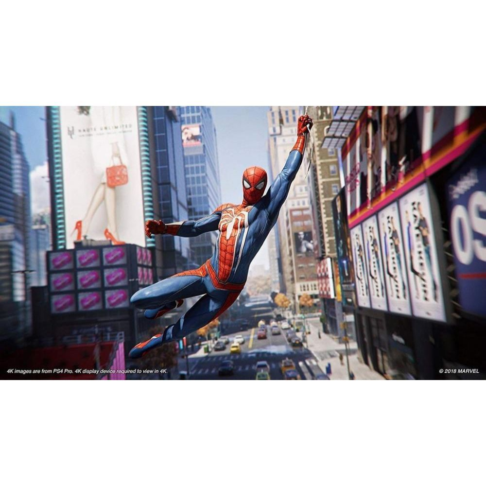 Marvel's Spider-Man - Game Of The Year - Ps4
