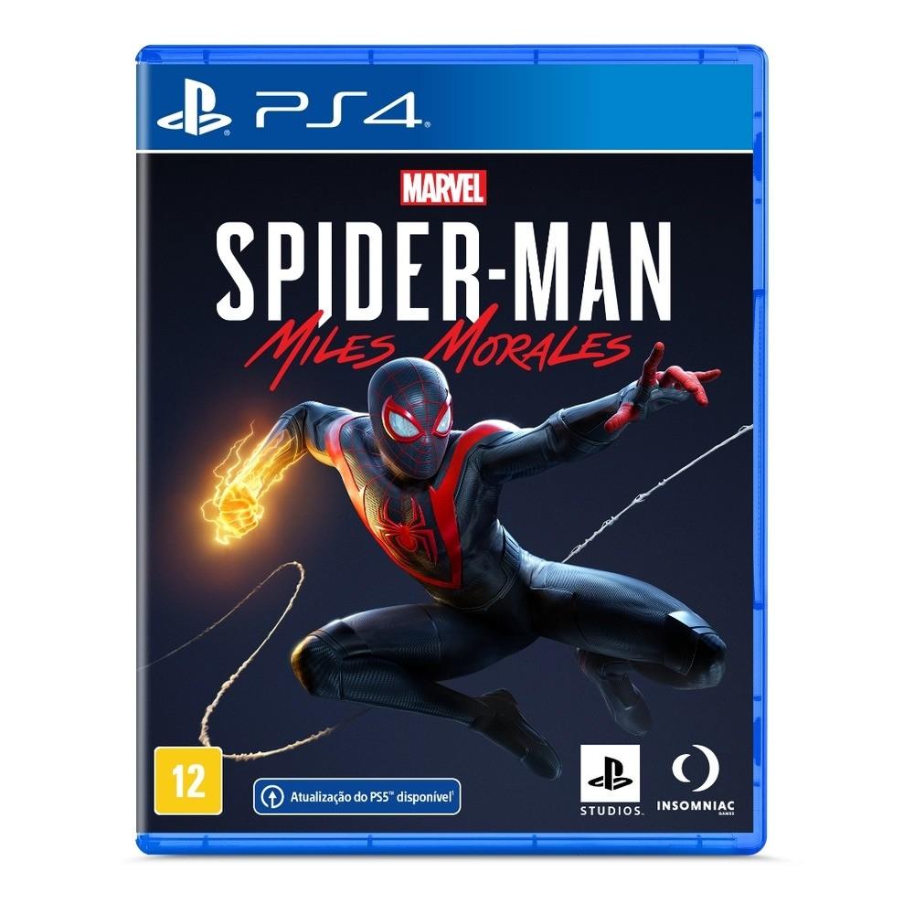 MARVEL'S SPIDER-MAN:MILES MORALES - PS4