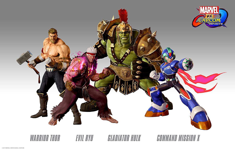 Marvel vs. Capcom: Infinite (Deluxe Edition) - PS4