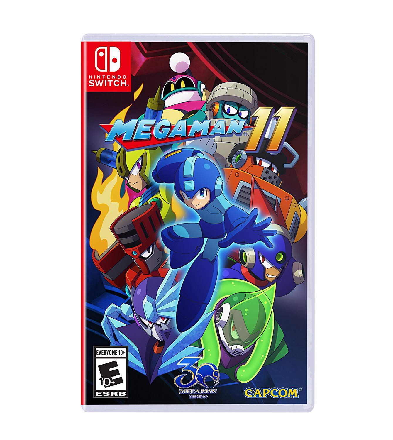 Mega Man 11 - Switch