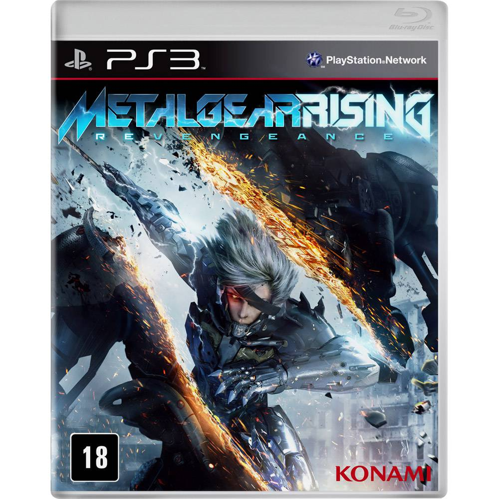 Metal Gear Rising - PS3