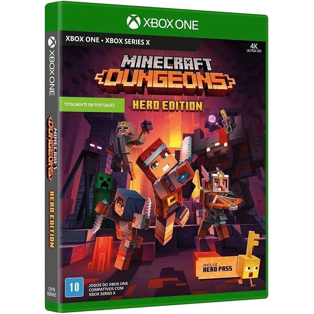 Comprar Minecraft Dungeons Hero Edition Xbox One XBOX ONE Loja
